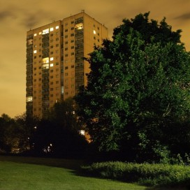 Hackney by Night