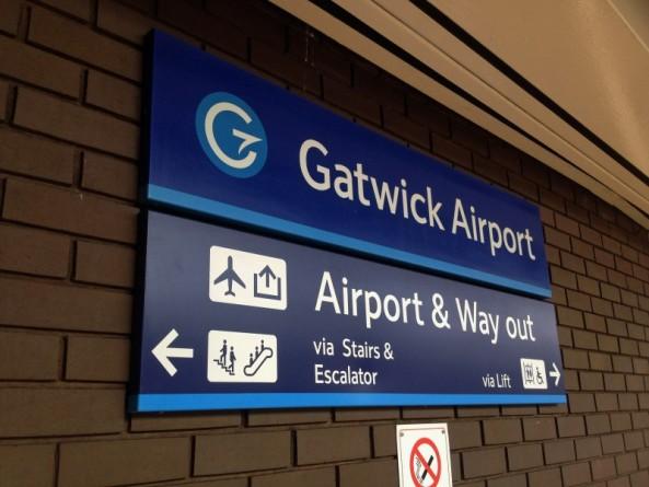 аэропорт Гэтвик