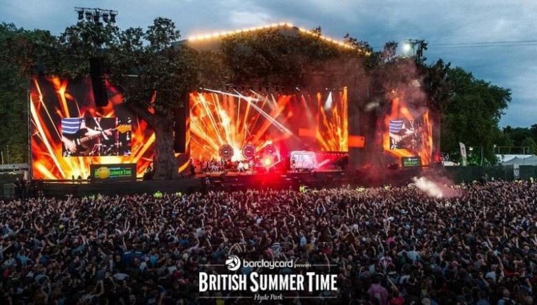 Досуг: Barclaycard British Summer Time 2016: Стиви Уандер, Take That, Florence + The Machine и другие