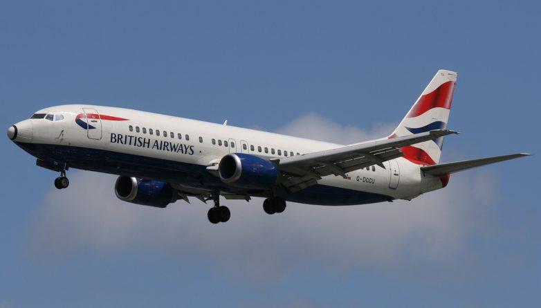 Происшествия: Отправившийся в Грецию самолет British Airways был вынужден экстренно вернуться в Гатвик