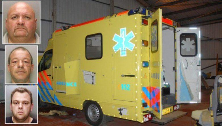 Закон и право: Арестованы наркоторговцы, перевозившие товар в поддельных машинах скорой помощи