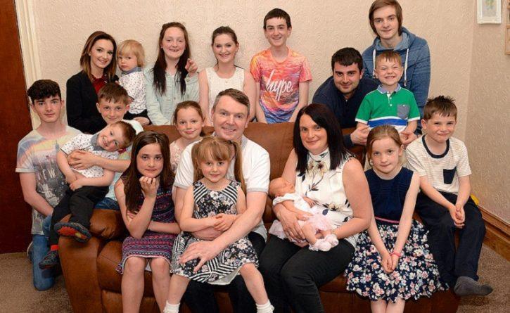 Общество: В самой большой семье Британии очередное пополнение