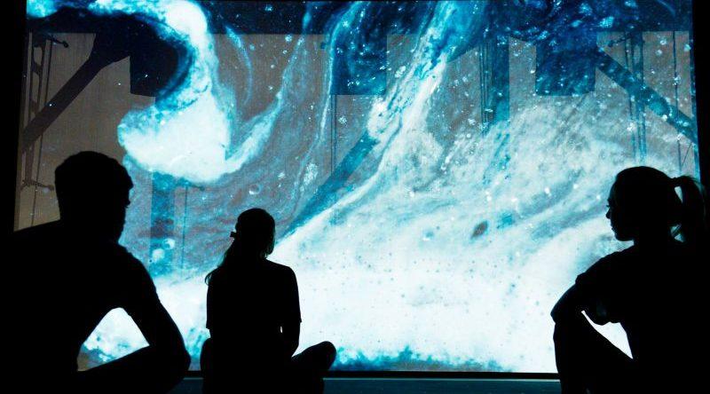 """Искусство: Галерея Хейвард """"перелетает"""" на выставку The Infinite Mix"""