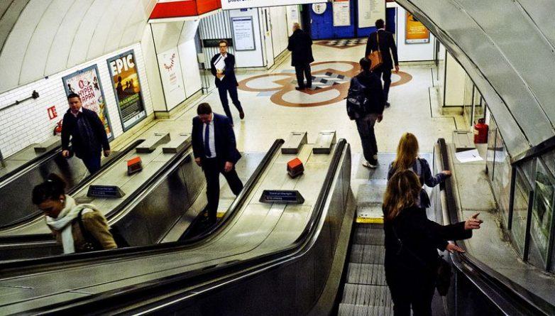 Общество: Названы линии метро Лондона с наибольшим количеством задержек
