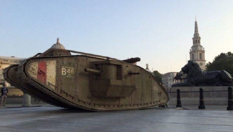 танк Mark IV