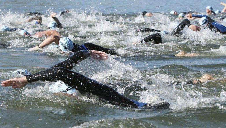Досуг: Swim Serpentine: заплыв в Гайд-парке (галерея)