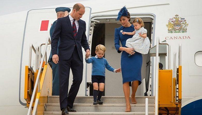Знаменитости: Принц Джорж и принцесса Шарлотта очаровали Канаду (галерея)