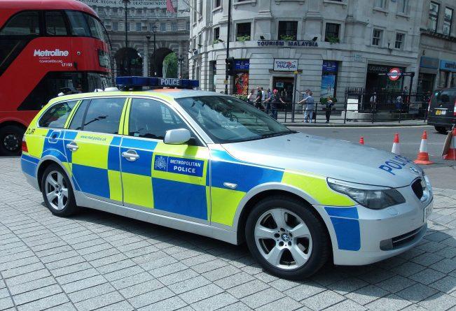 Происшествия: Полиция задержала мужчину, подозревающегося в пособничестве терроризму