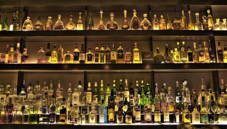 Досуг: Придумайте свой собственный вкус виски в баре от Chivas Regal