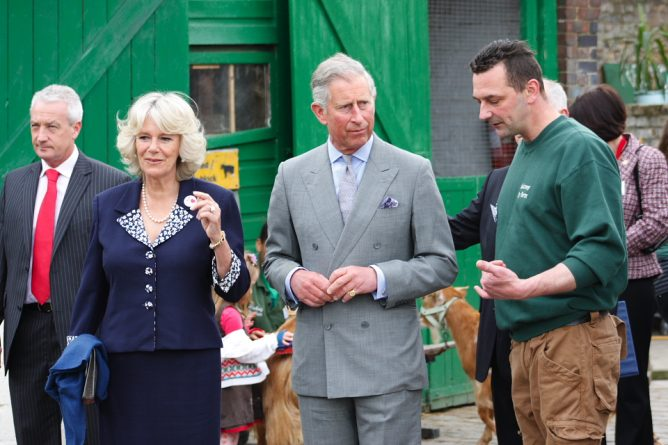 Знаменитости: Принц Чарльз за сохранение гэльской культуры