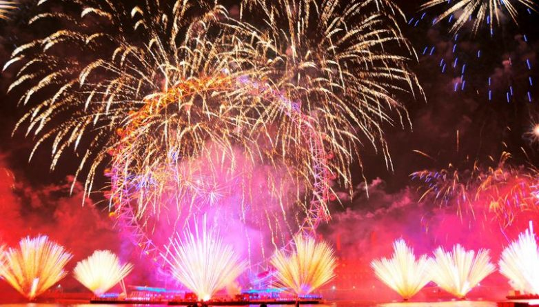 Досуг: Как получить билет на London New Year's Eve Fireworks