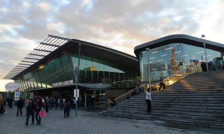 Происшествия: Станция Stratford была эвакуирована из-за пожарной тревоги