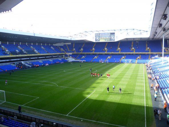 Общество: Клуб Премьер-Лиги заплатит 12 млн фунтов за переименование станции White Hart Lane
