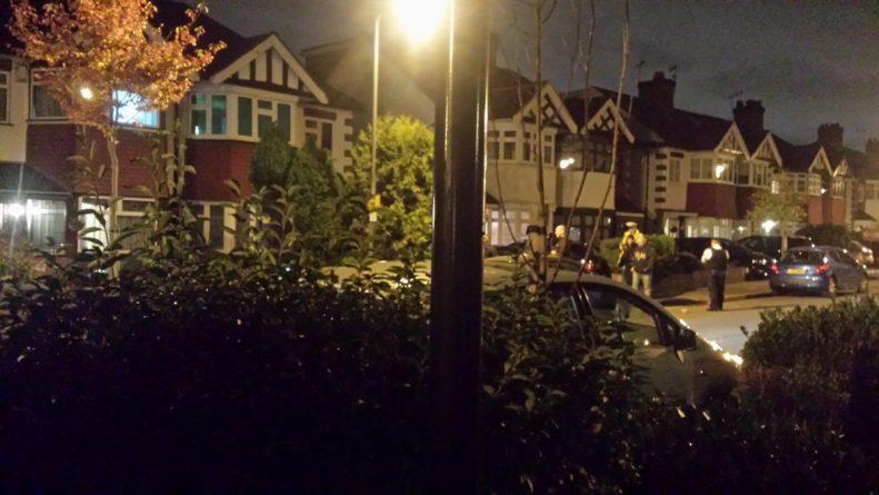 Происшествия: В Wanstead полиция разыскивает группу вооруженных людей