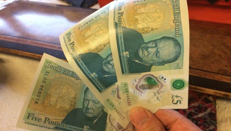 Общество: Найдена вторая £5-банкнота с Джейн Остин стоимостью 50 тысяч