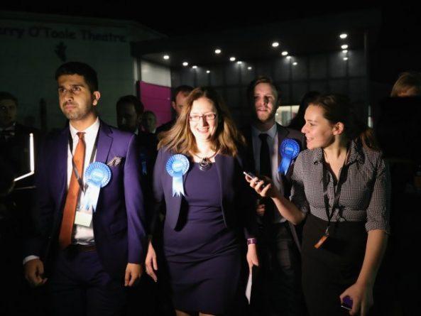 Политика: Довыборы в парламент: катастрофа Лейбористов