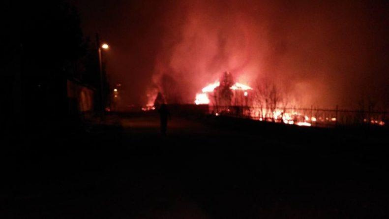 В мире: Четыре человека погибли при взрыве поезда в Болгарии