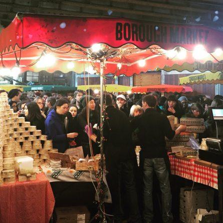 Общество: «Фестиваль сыра» на Боро-маркет превратился в хаос