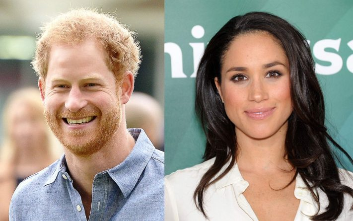 Prince Harry/ Megan Markle