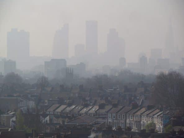 London smog