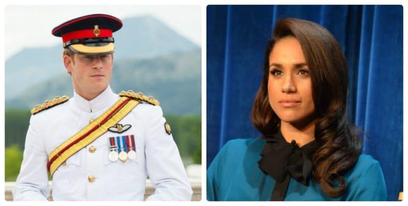 prince Harry/Meghan Markle