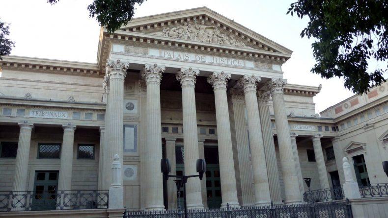 Palais de Justice, Nimes