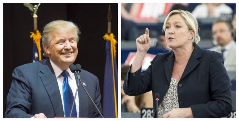 Trump/Le Pen