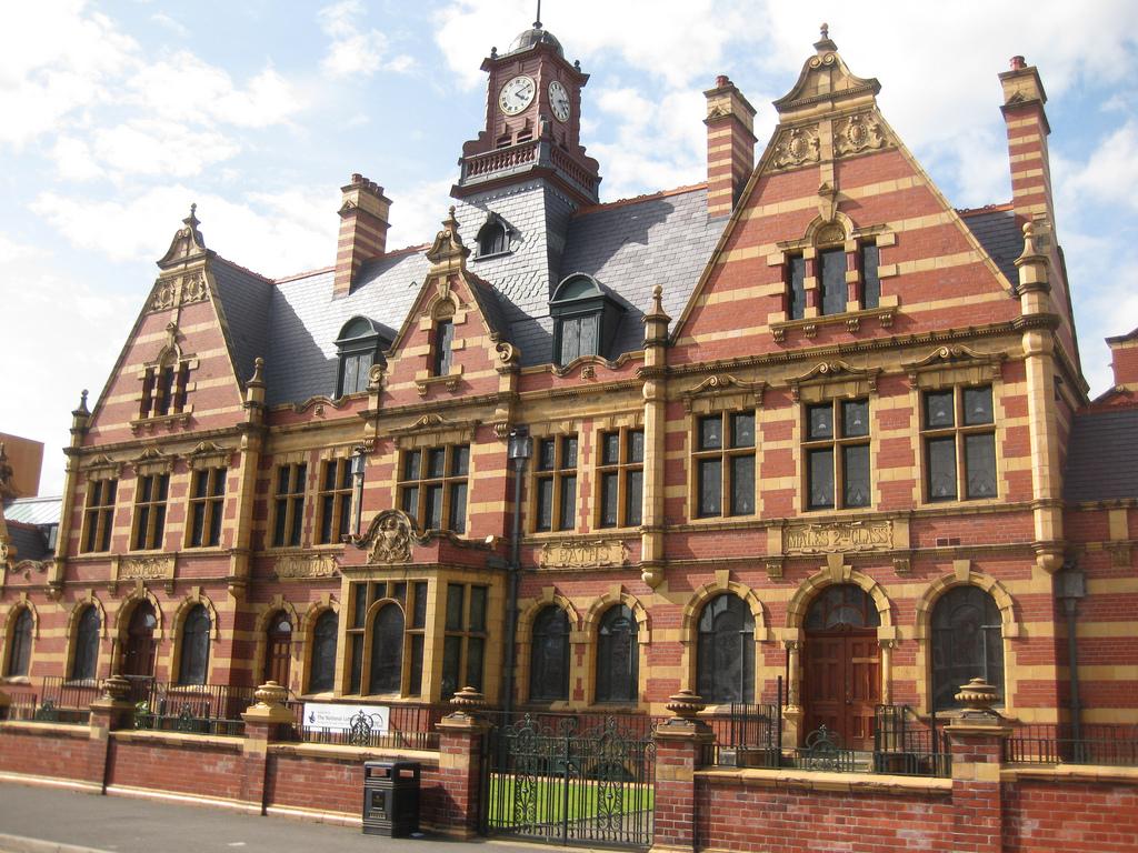 22 самых интересных места в Манчестере рис 12