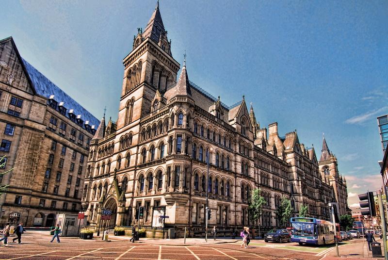 22 самых интересных места в Манчестере