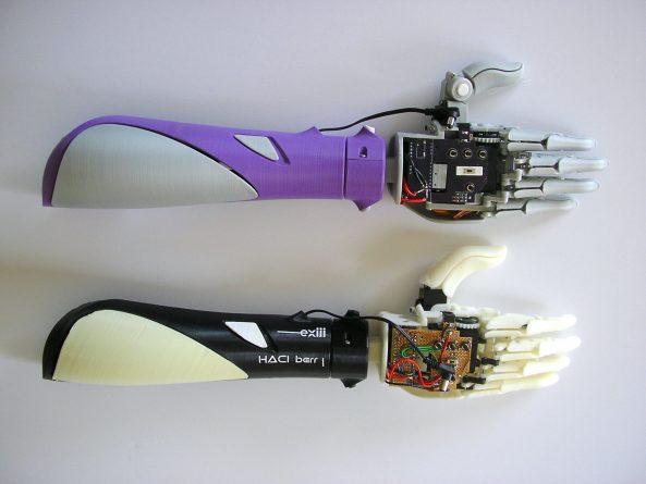 Технологии: В Бристоле начались испытания напечатанных на 3D-принтере протезов