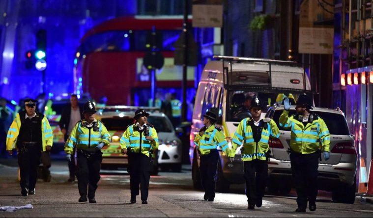 Происшествия: ЧП в Лондоне:грузовик сбил прохожих на London Bridge и серия других инцидентов