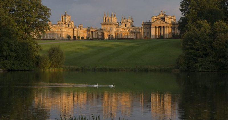 Галерея: Самые красивые места Британии: Бленхейм