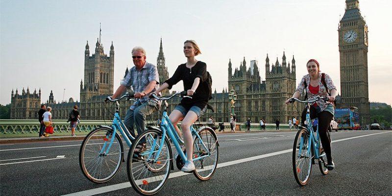 Общество: Велосипедам и электрокарам дадут зеленый свет