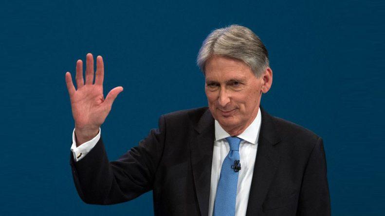 Hammond, Brexit