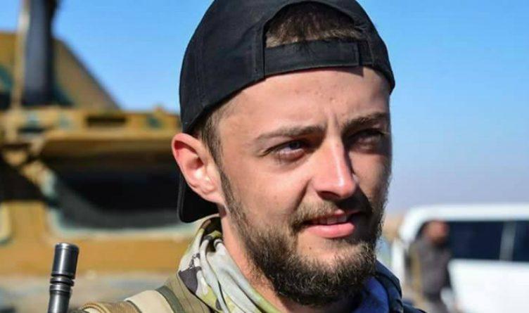 В мире: Британец, сражавшийся в Сирии против ИГИЛ, погиб в Ракке