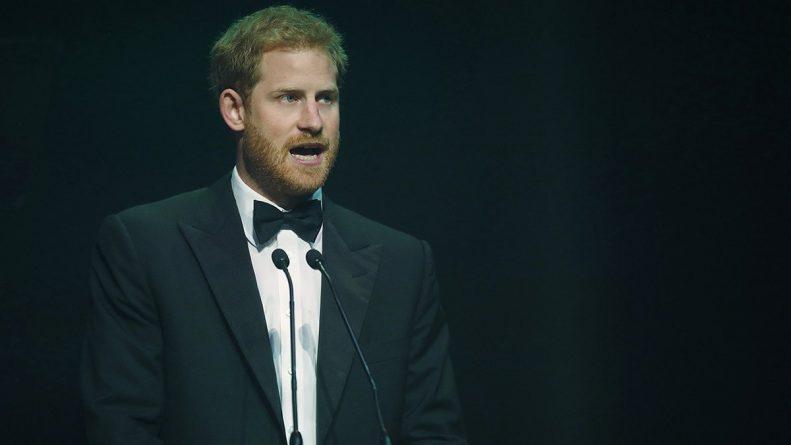 Общество: Принц Гарри предложил всем провериться на СПИД