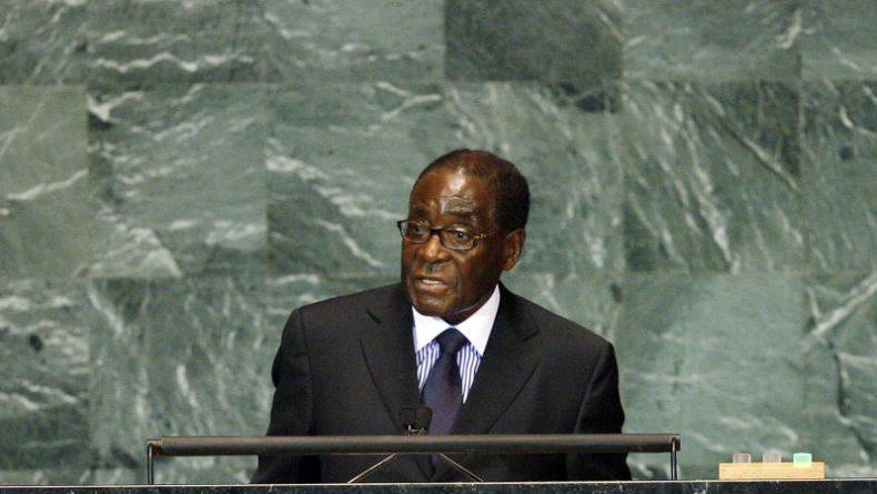 President of Zimbabwe Addresses General Assembly