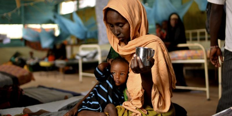 Information Drought :: Dadaab, Kenya