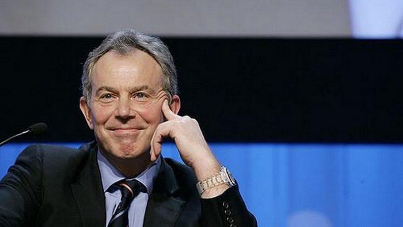 Политика: Тони Блэр призывает лейбористов более жестко противостоять Brexit