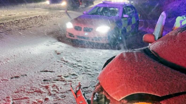 Погода: В Великобританию возвращается суровая зима