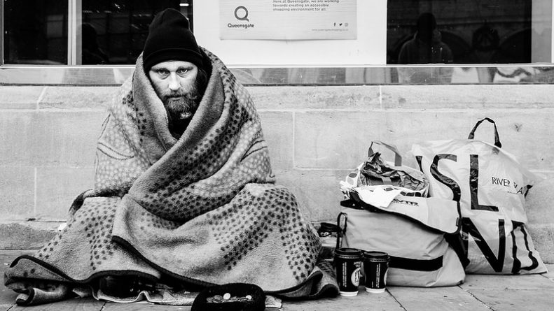 Общество: В Великобритании возрастет число бездомных