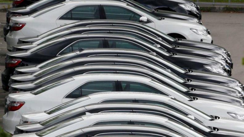 Бизнес и финансы: В Великобритании падают продажи новых авто