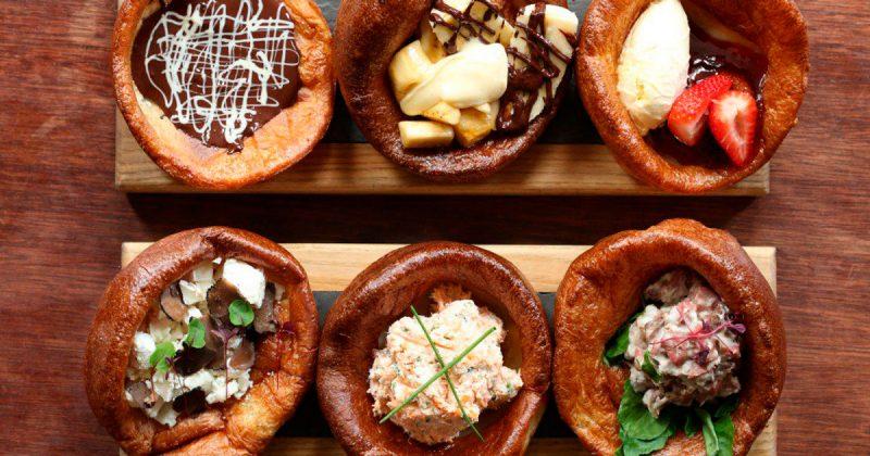 Досуг: В Лондоне работает ресторан с меню, посвященным йоркширским пудингам