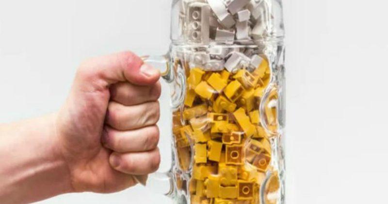 Досуг: В Лондоне скоро откроют Legobar