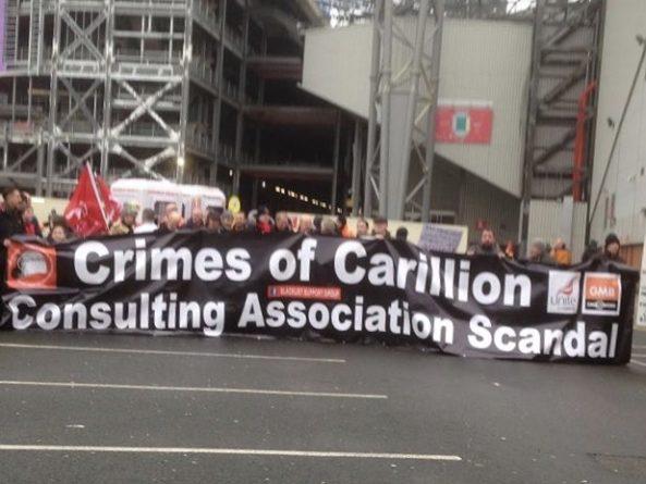 Черный список Carillion: как крупный бизнес рушит жизни простых рабочих