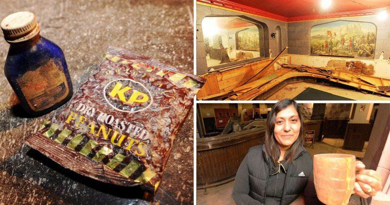 Популярное: Во время ремонта под торговым центром обнаружили секретный бар