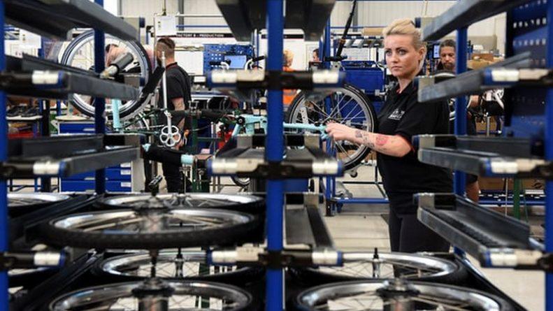 UK factories optimistic