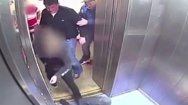 Происшествия: Друга детства оставили в лифте умирать