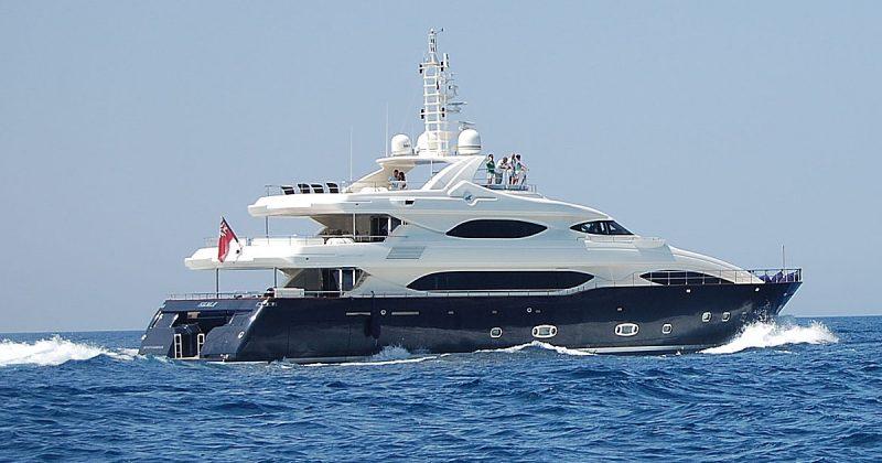 Бизнес и финансы: Падение курса фунта увеличило продажи британских яхт