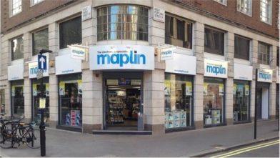 Toys R Us и Maplin сообщили о ликвидации бизнеса